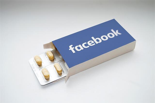 facebook závislost