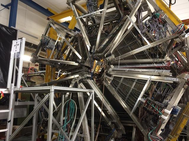 Kvantová fyzika - urychlovač částic